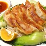 飽きのこない美味しさ!『手包みジャンボ餃子』 餃子のヨコミゾ