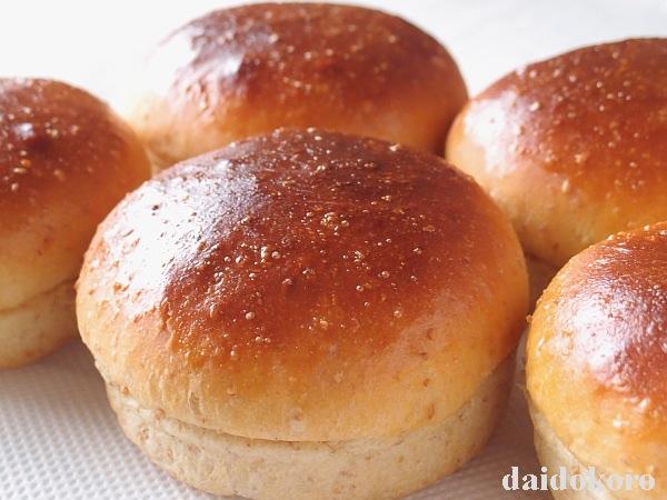 油で揚げないカレーパン