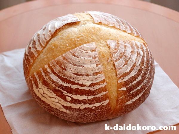 しぶパンのカンパーニュ