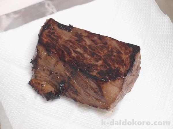 牛肉のたたきの作り方