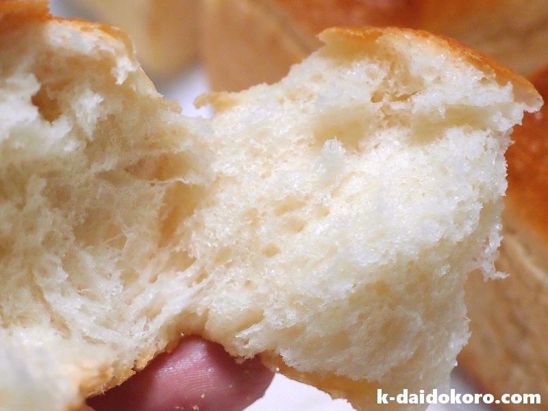 ミニ山型食パン