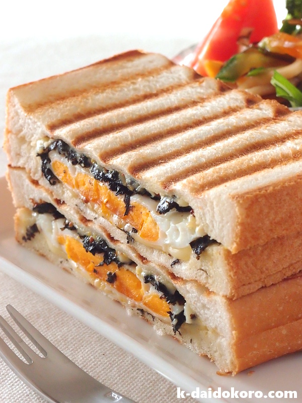 のりたまサンドイッチ