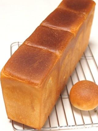 大豆粉入りのちょっとだけ減糖質食パン