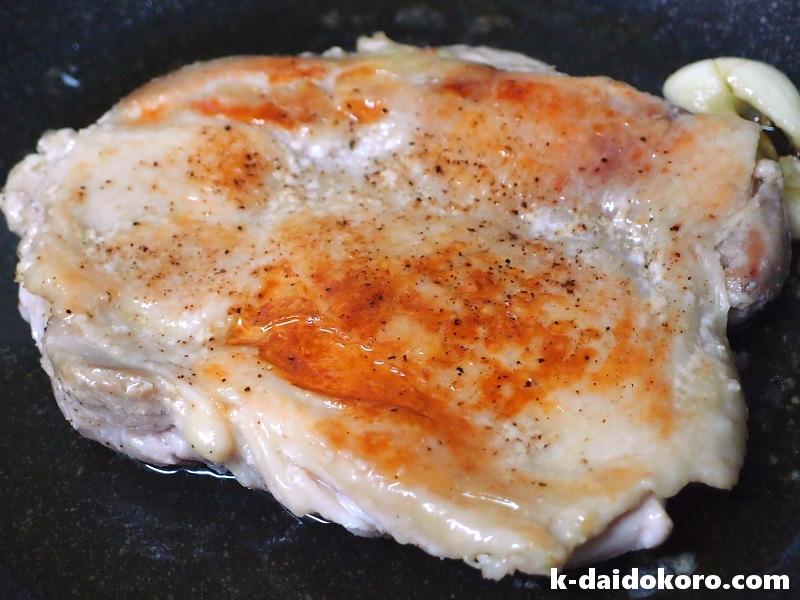 鶏肉のソテー 作り方