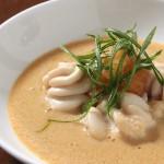 鱈の白子の豆乳ぽん酢 | カラダよろこぶ♪豆乳レシピ