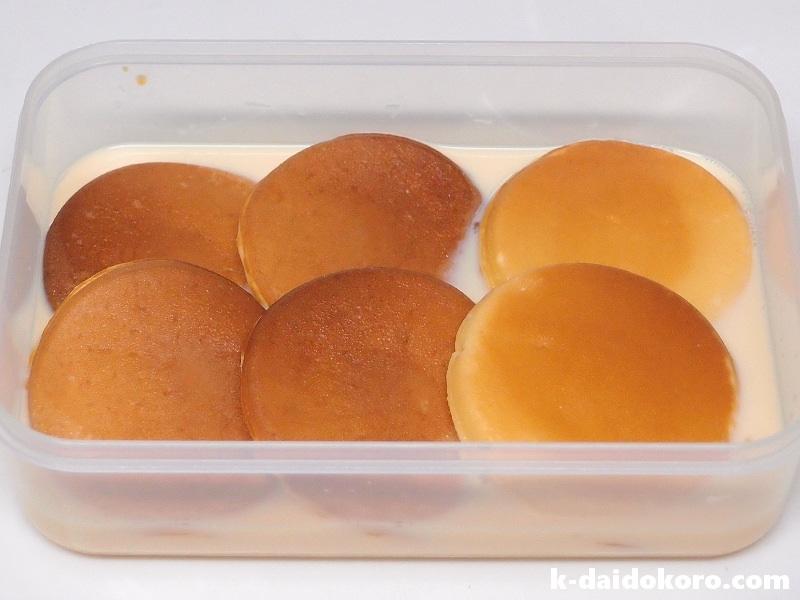 フレンチパンケーキの作り方