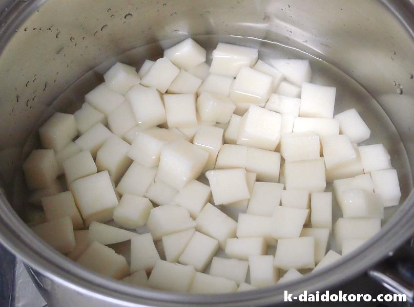 お餅で甘酒を作る 作り方
