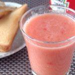トマトジュース ~ 旬のトマトを楽しむ