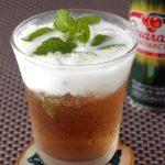 スパークリングアイラン ~ 猛暑の季節にピッタリの一杯