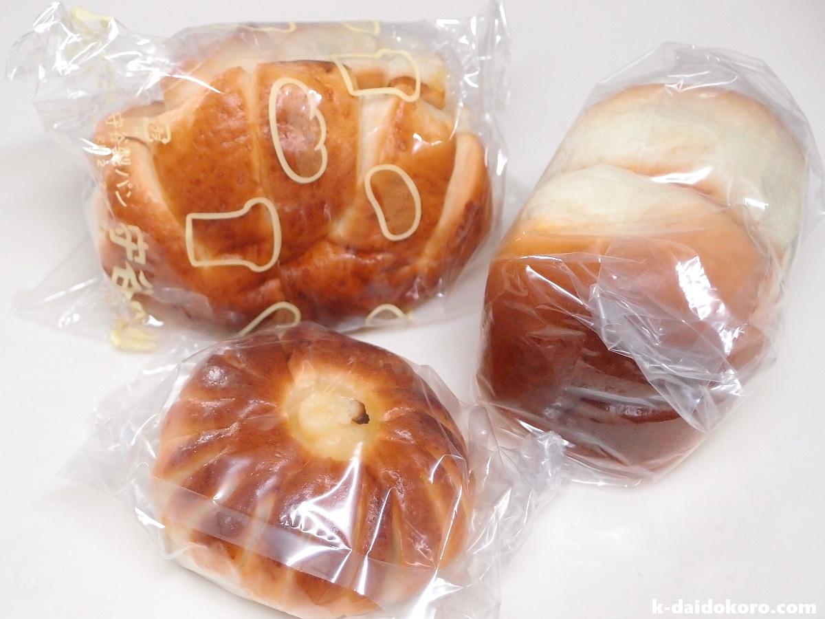 守谷製パンのパン