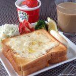 エッグロスコ風なタマゴサンド ~ NY発、卵料理専門店「egg」が日本初上陸