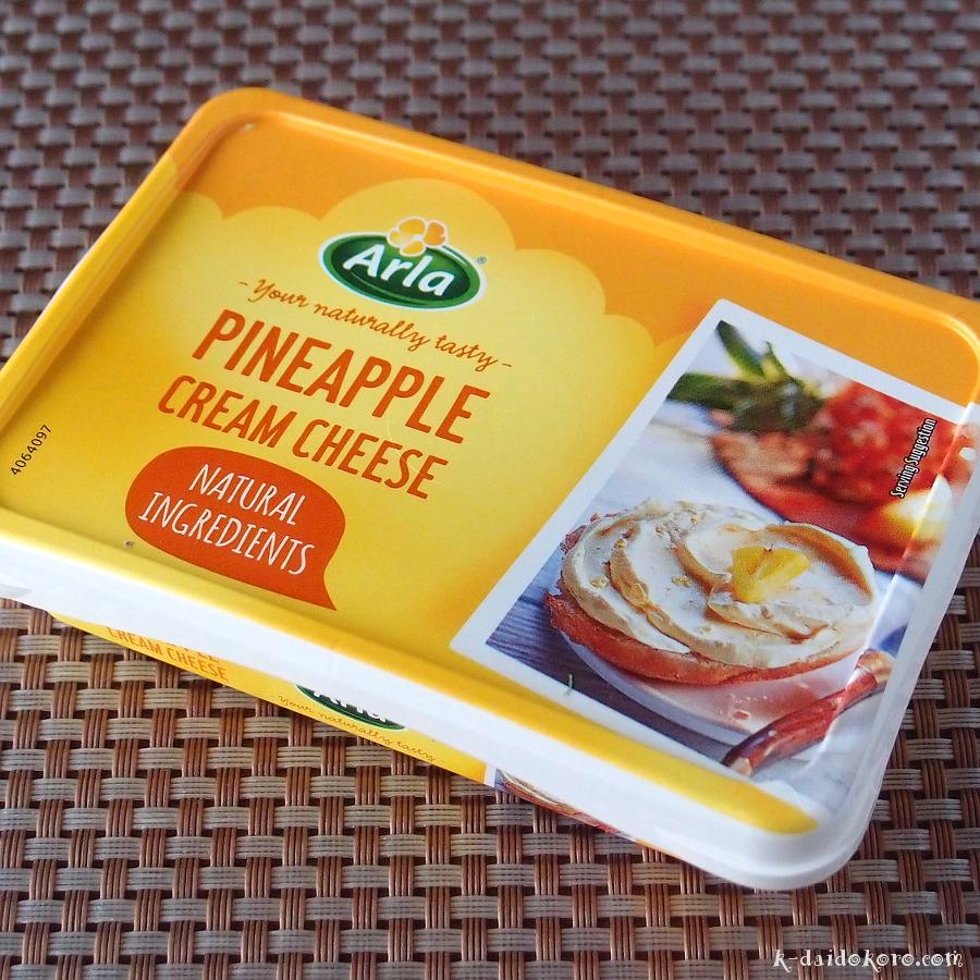 アーラ パイナップル クリームチーズ