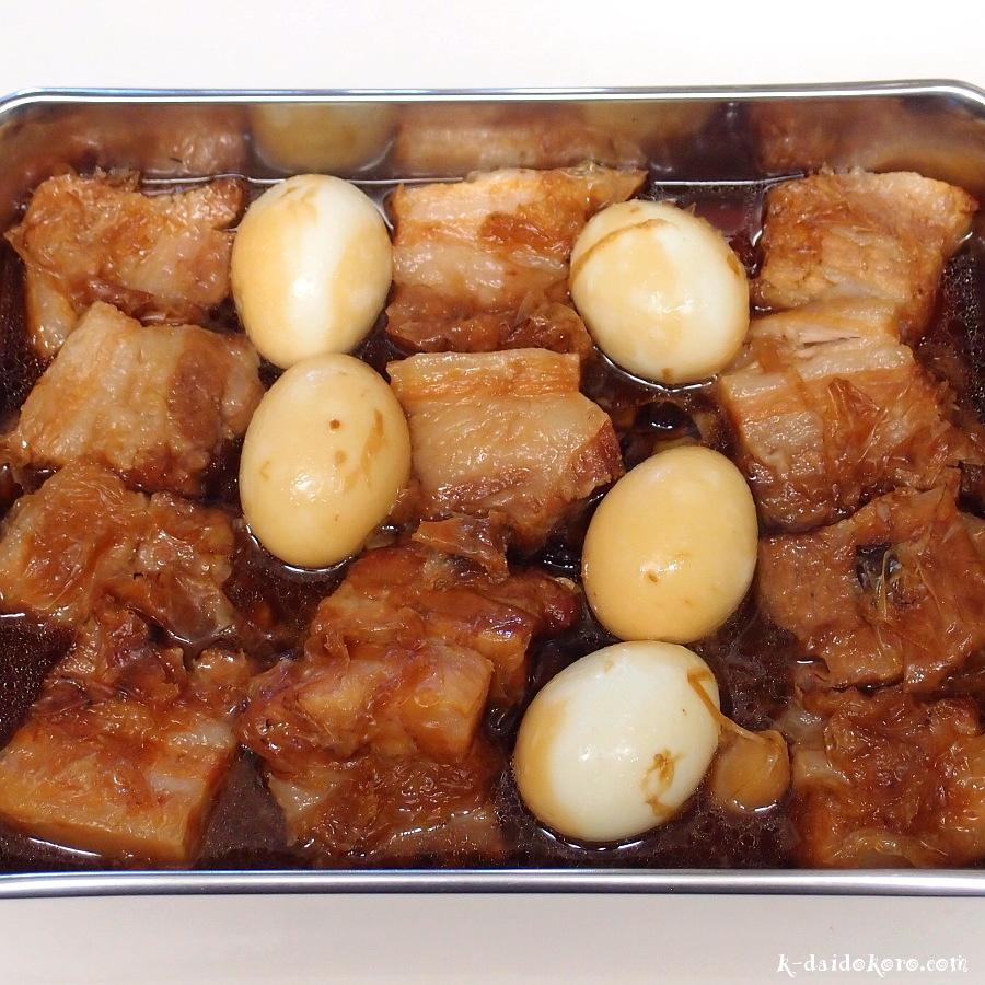 豚の角煮の作り方