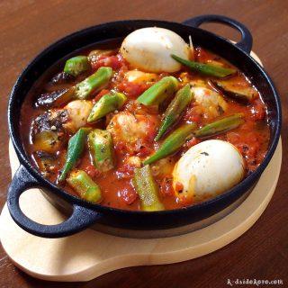 鶏手羽もとのトマト煮
