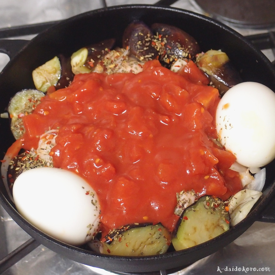 鶏手羽元のトマト煮の作り方