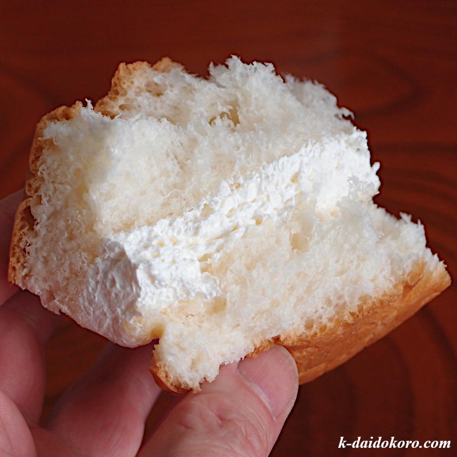 笹沢ベーカリー(ササザワベーカリー)の牛乳パン