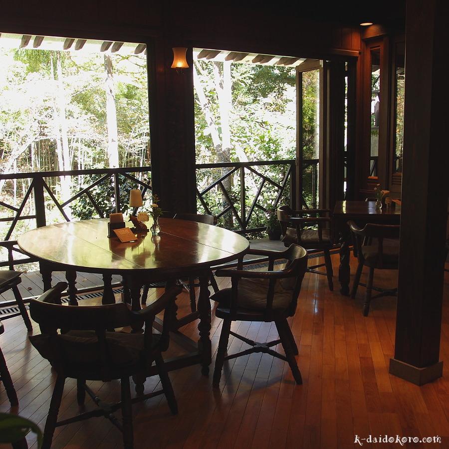 「Tea Room 櫓」