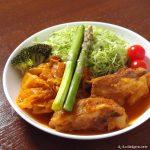 スペアリブの野菜ジュース煮込み ~ バーミキュラ ライスポット