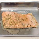 秋鮭でサラダサーモンを作ってみる | 鍋で低温調理